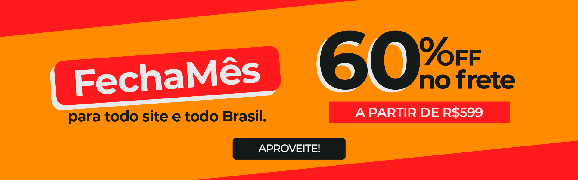 FECHAMÊS FRETE 50%