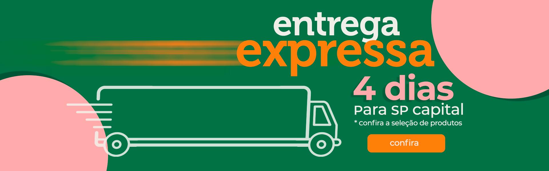 Entrega Expressa SP