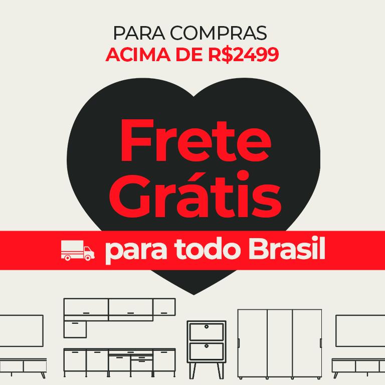 FRETE GRATIS BRASIL R$ 2499