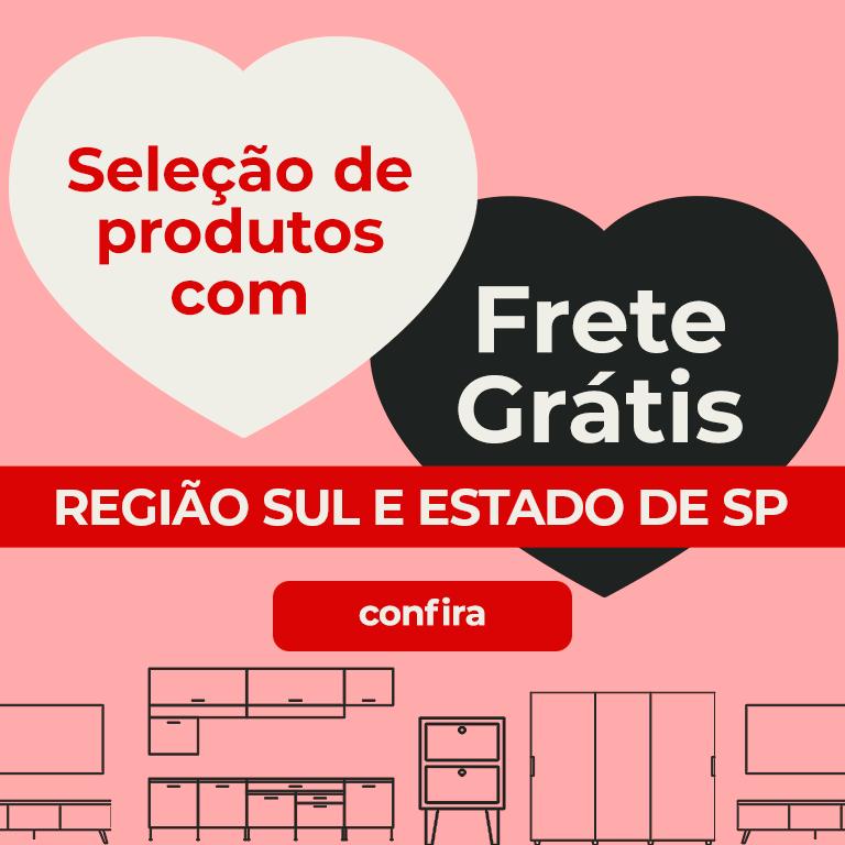 FRETE GRATIS SUL + SP PRODS SELECIONADOS