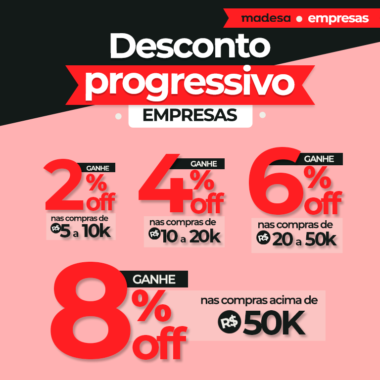 DESCONTO_PROGRESSIVO
