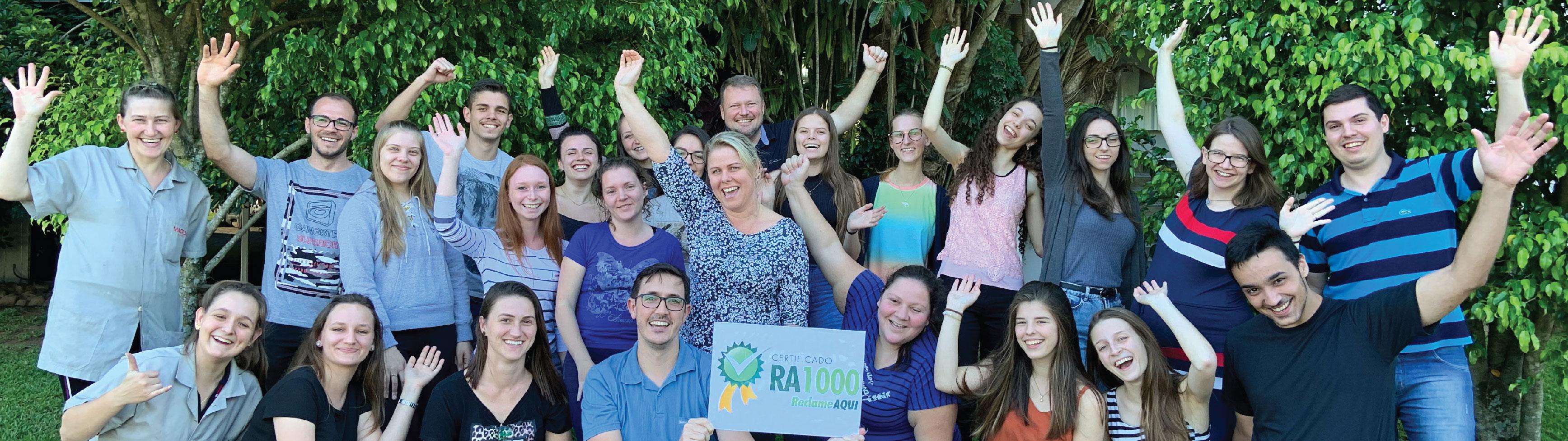 Banner - prêmio RA