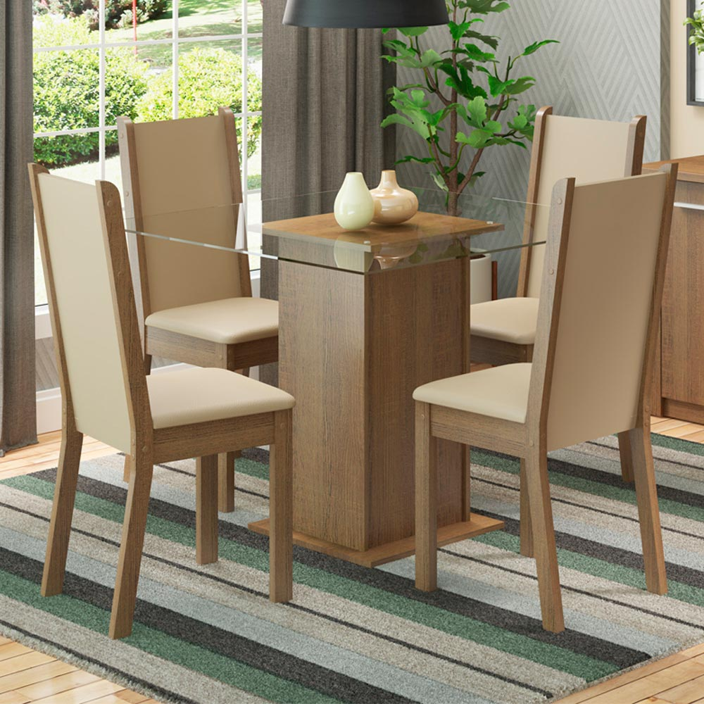 01-045747G4TPER-ambientado-conjunto-sala-jantar-madesa-aline-mesa-tampo-vidro-com-4-cadeiras