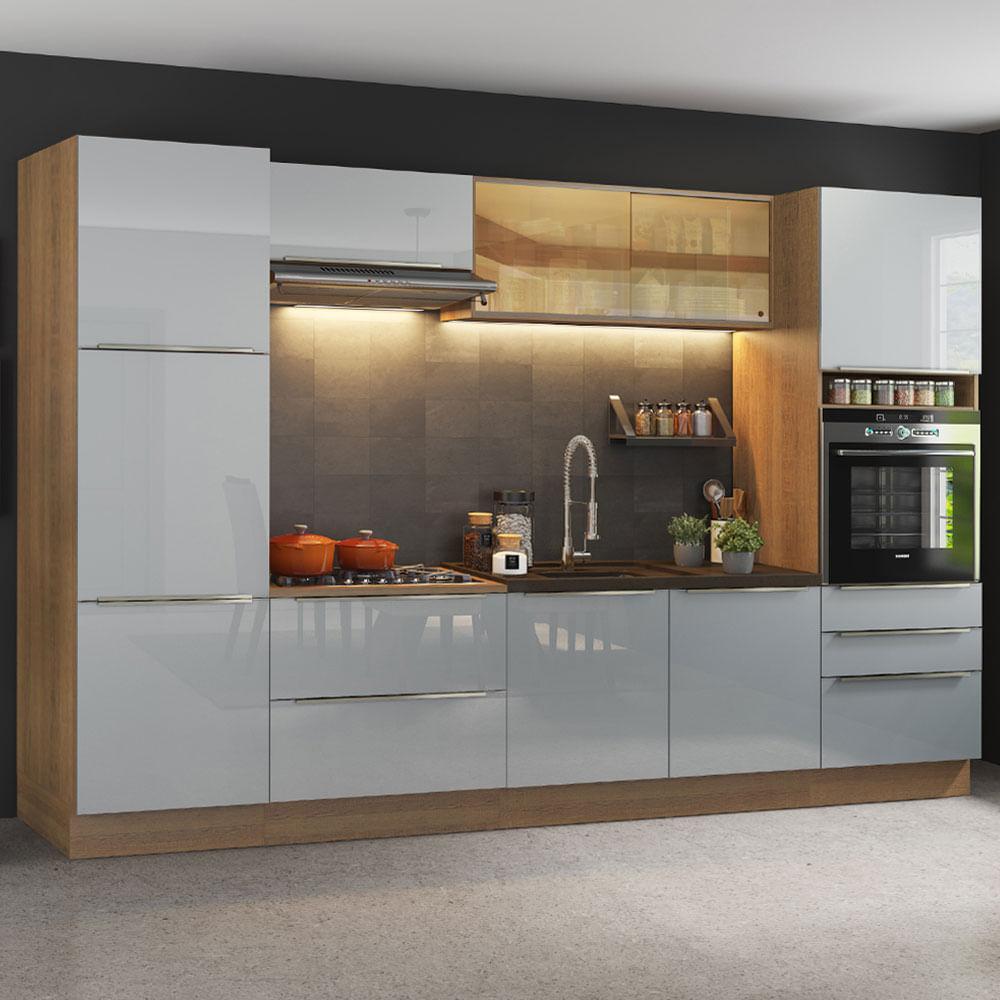 01-GRLX3200019N-ambientado-cozinha-completa-madesa-lux-320001-com-armario-balcao