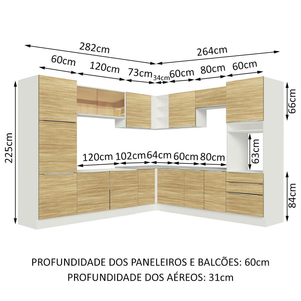 03-GCLX546003F3-com-cotas-cozinha-completa-madesa-lux-546003-com-armario-balcao