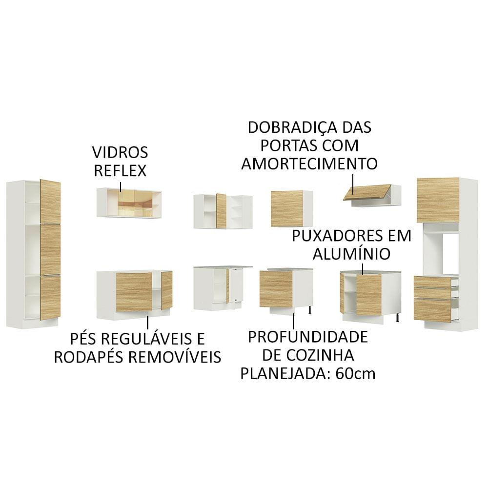 04-GCLX546003F3-portas-gavetas-abertas-cozinha-completa-madesa-lux-546003-com-armario-balcao
