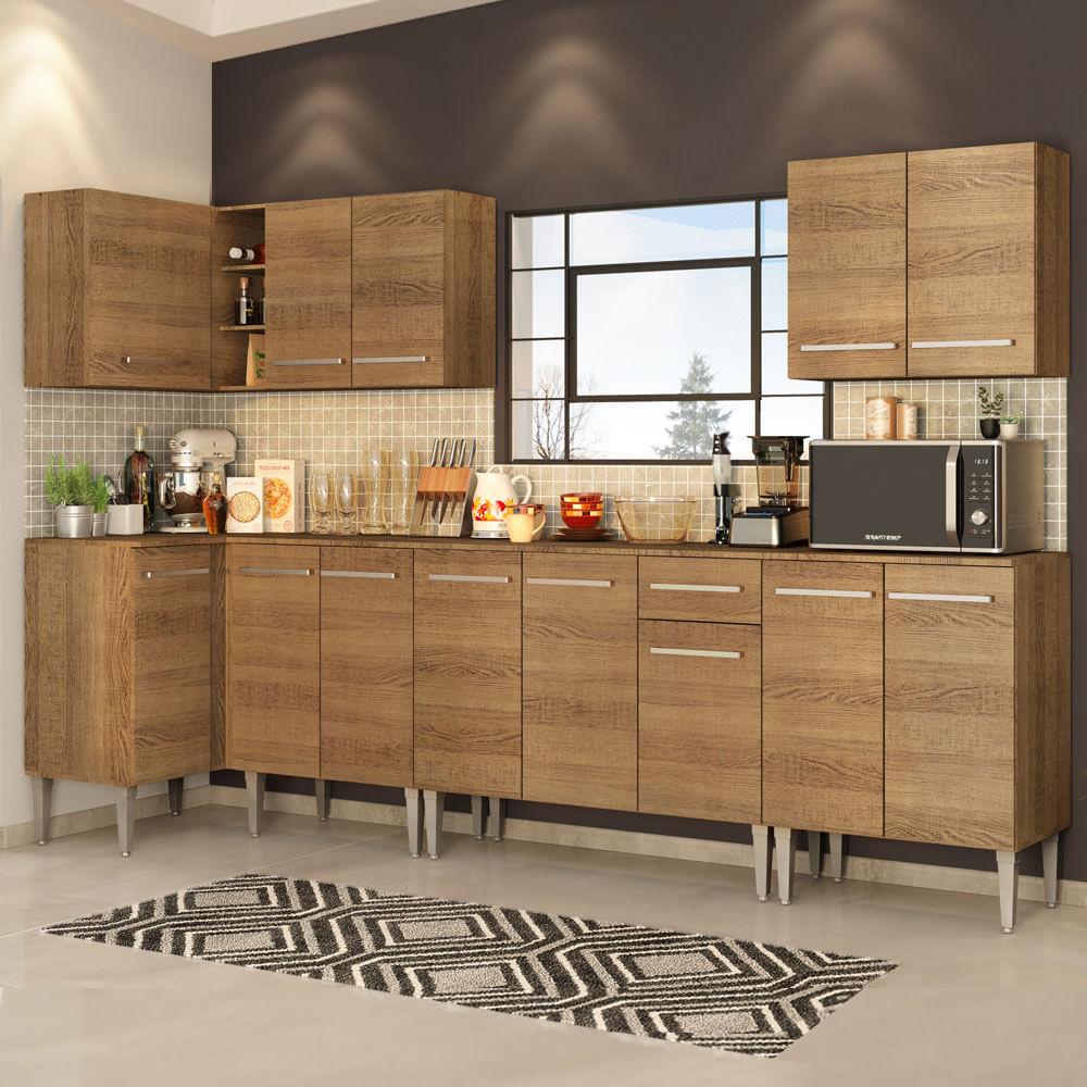 01-GCEM3570015Z-ambientado-cozinha-completa-canto-madesa-emilly-357001-com-armario-balcao