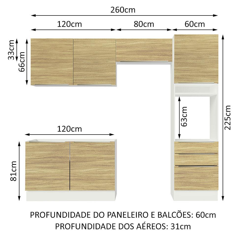 03-GRLX260005F3-com-cotas-cozinha-completa-madesa-lux-260005-com-armario-balcao
