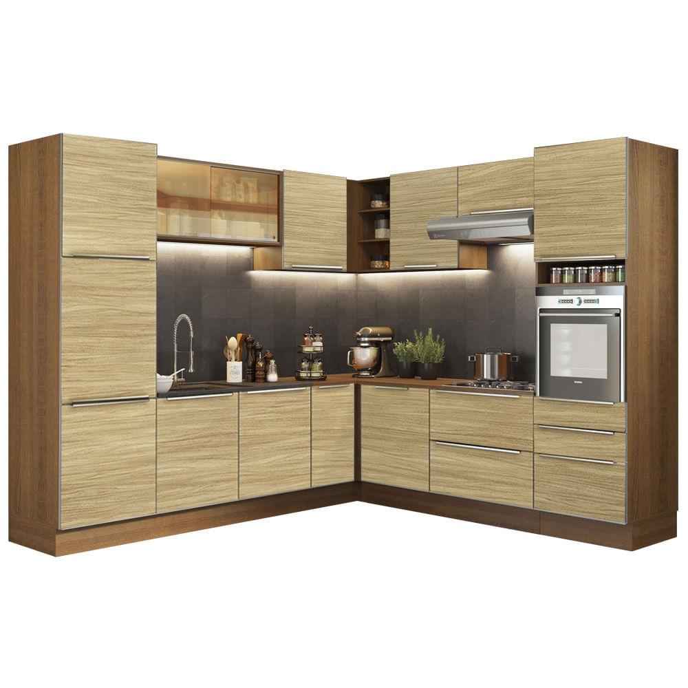 02-GCLX546001F5-perspectiva-com-decoracao-cozinha-completa-canto-madesa-lux-546001-com-armario-balcao
