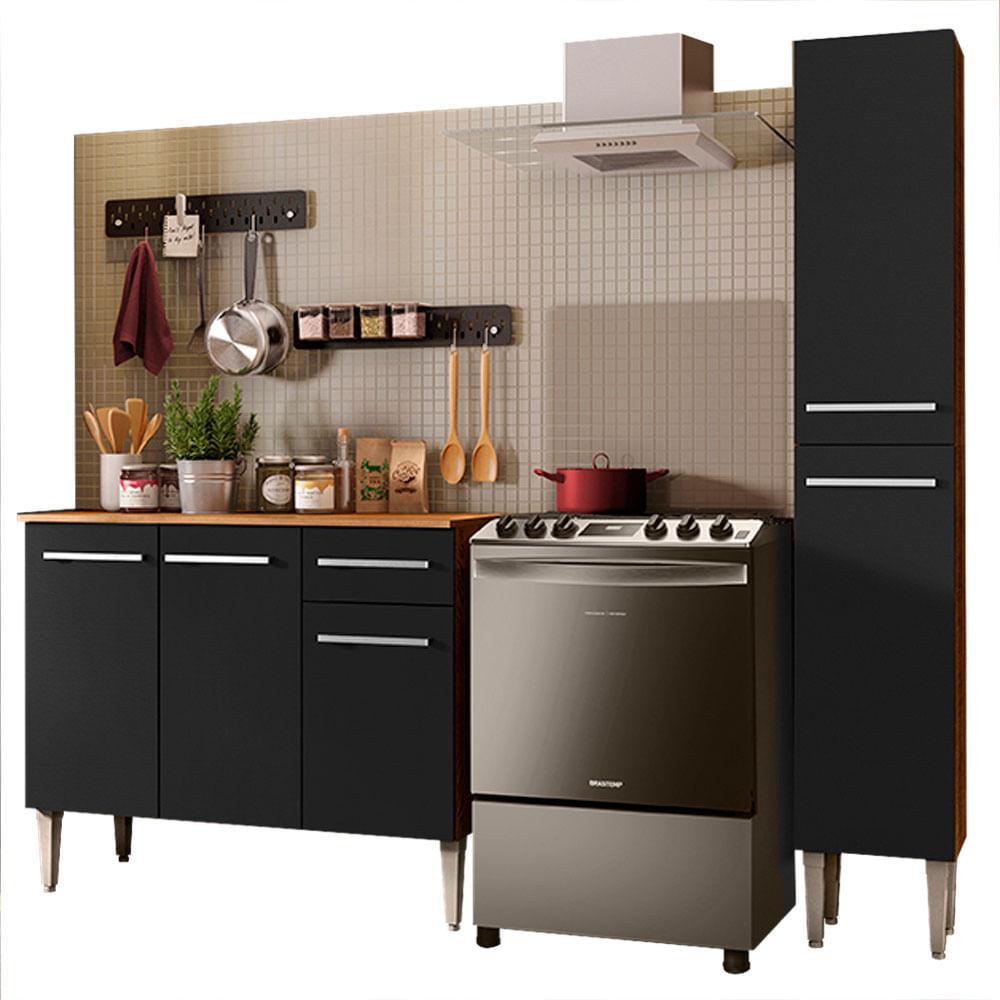 02-GREM1370017K-perspectiva-com-decoracao-cozinha-compacta-madesa-emilly-137001-com-armario-balcao