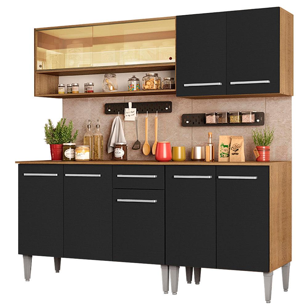 02-GREM1690077K-perspectiva-com-decoracao-cozinha-completa-madesa-emilly-169009-com-armario-balcao
