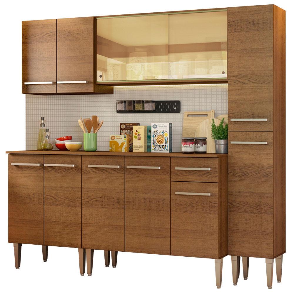 02-GREM2010035Z-perspectiva-com-decoracao-cozinha-completa-madesa-emilly-201003-com-armario-balcao