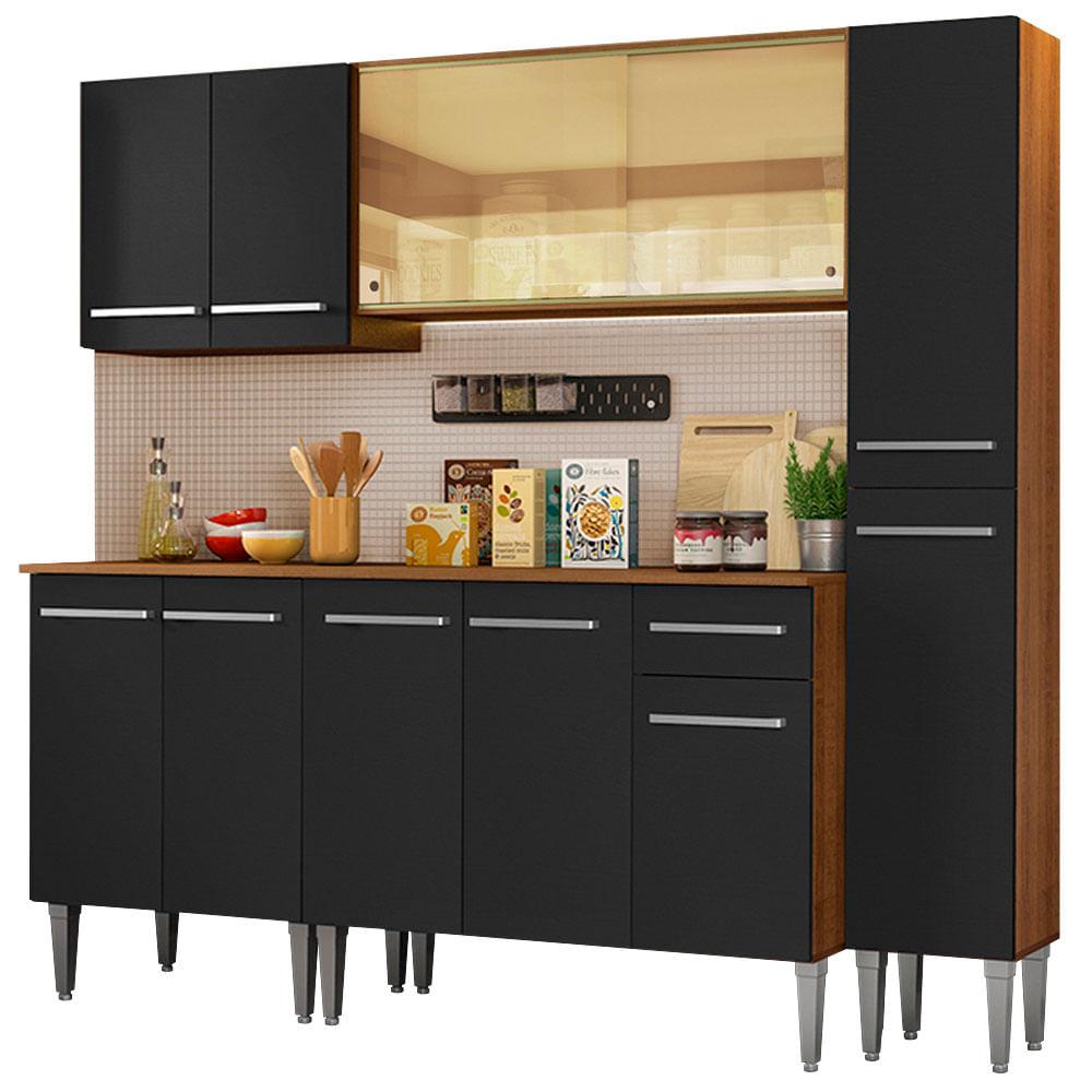 02-GREM2010037K-perspectiva-com-decoracao-cozinha-completa-madesa-emilly-201003-com-armario-balcao