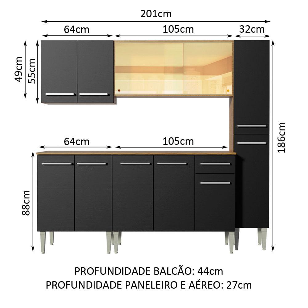 03-GREM2010037K-com-cotas-cozinha-completa-madesa-emilly-201003-com-armario-balcao