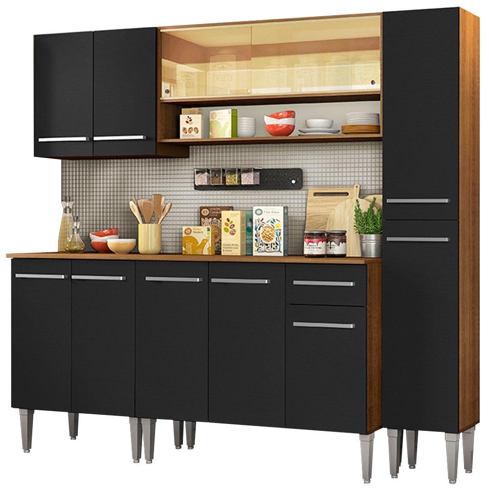 02-GREM2010047K-perspectiva-com-decoracao-cozinha-completa-madesa-emilly-201004-com-armario-balcao