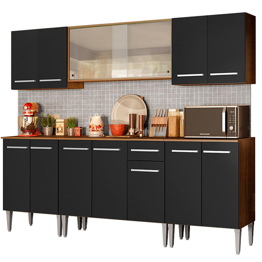 02-GREM2330027K-perspectiva-com-decoracao-cozinha-completa-madesa-emilly-233001-com-armario-balcao