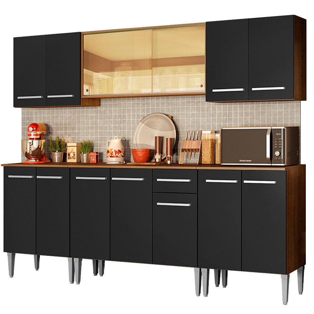 02-GREM2330037K-perspectiva-com-decoracao-cozinha-completa-madesa-emilly-233003-com-armario-balcao