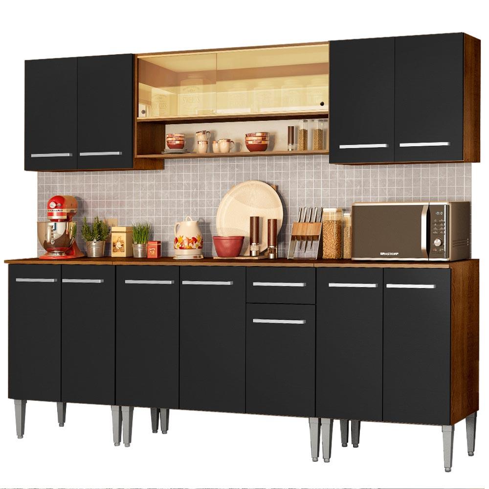 02-GREM2330047K-perspectiva-com-decoracao-cozinha-completa-madesa-emilly-233004-com-armario-balcao