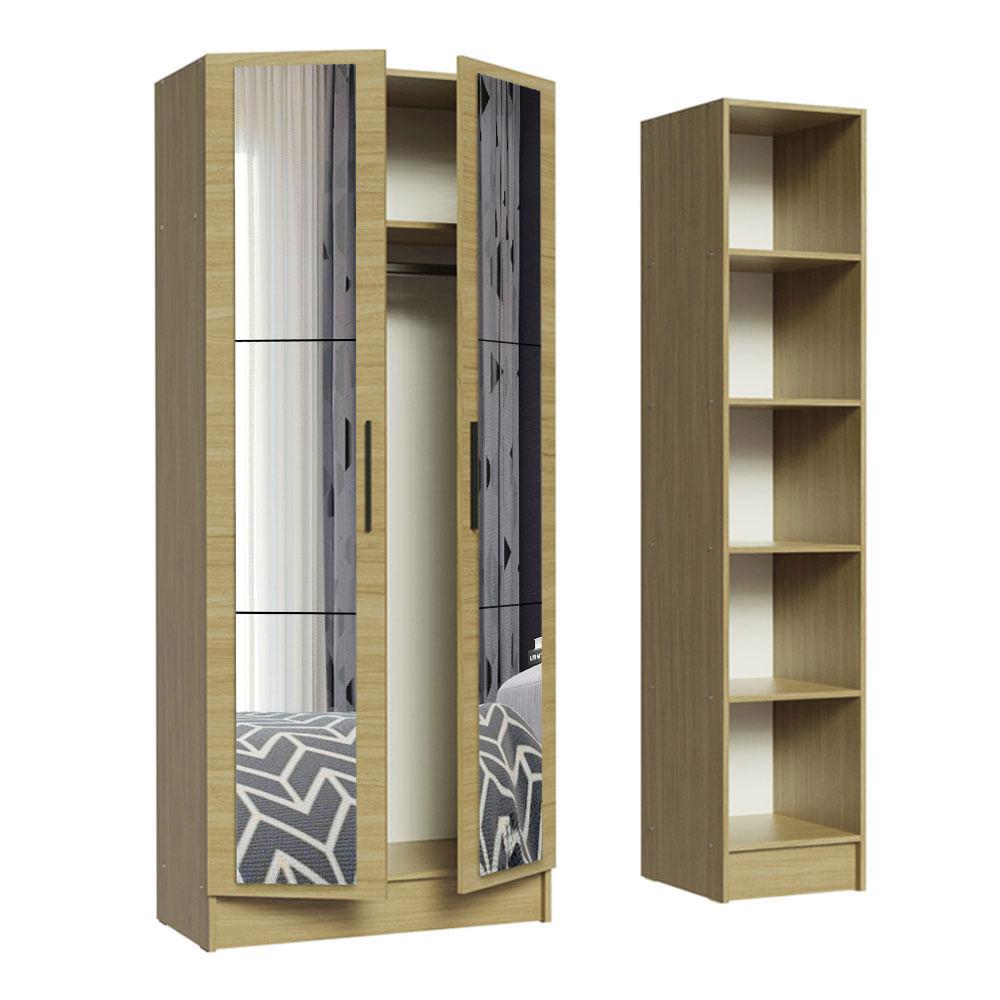 04-MDNI12000475-portas-abertas-guarda-roupa-modulado-madesa-nilo-120004-com-espelhos-2-pecas